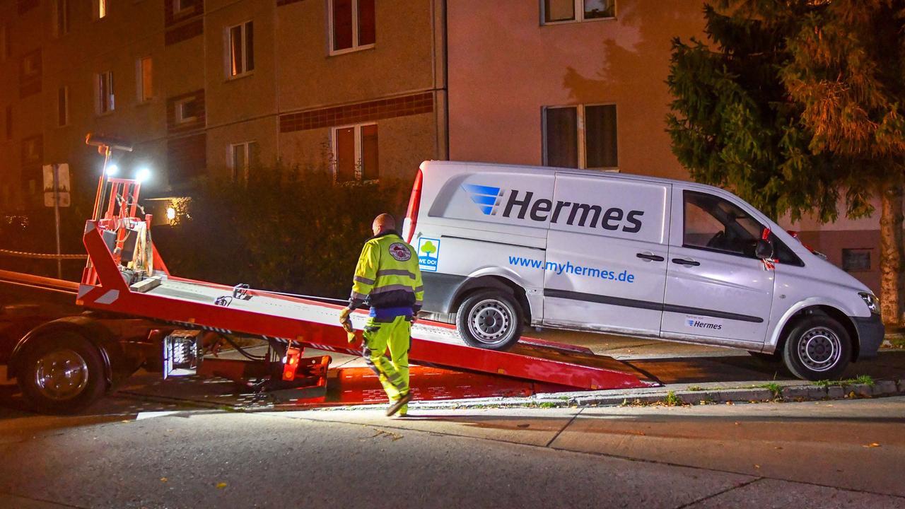 Hermes Tote Mitarbeiter