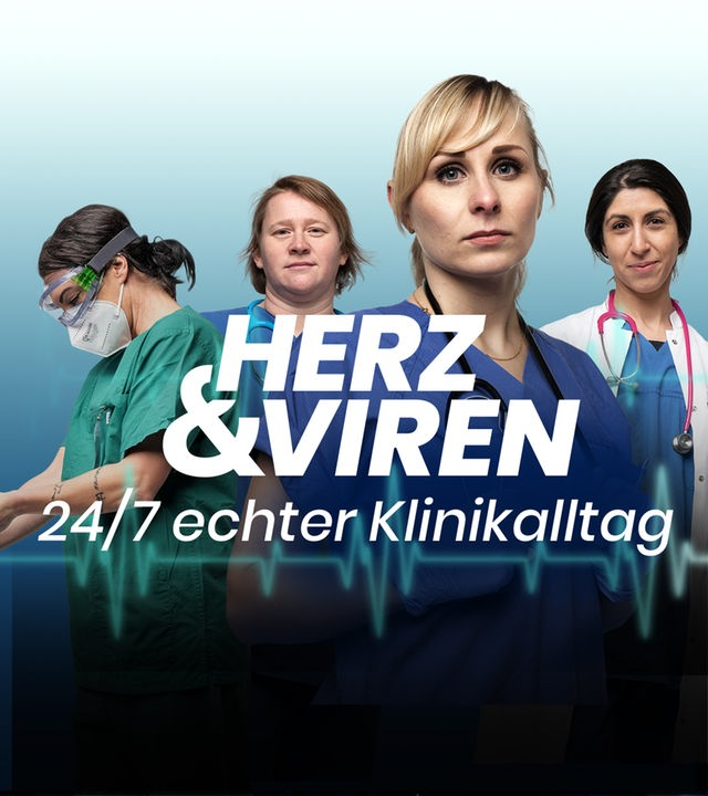 Herz und Viren - 24/7 echter Klinikalltag