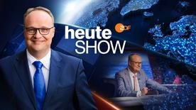 Typical heute-show - Oliver Welke