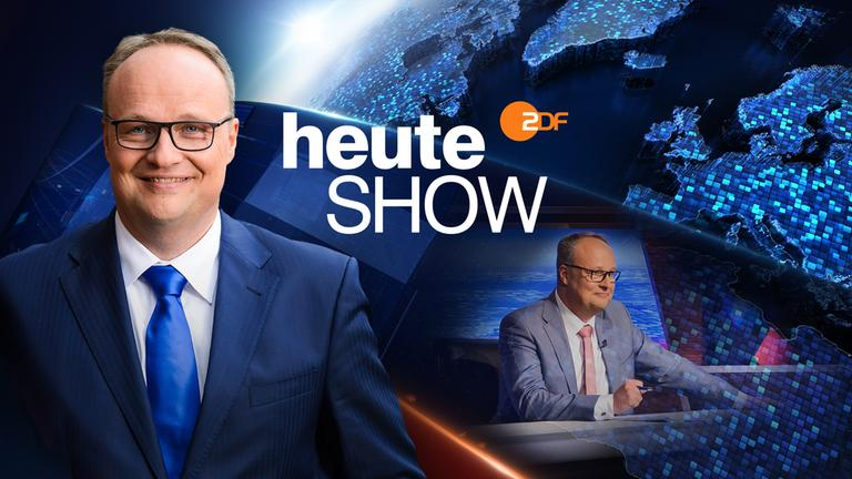 Typical heute-show - Oliver Welke