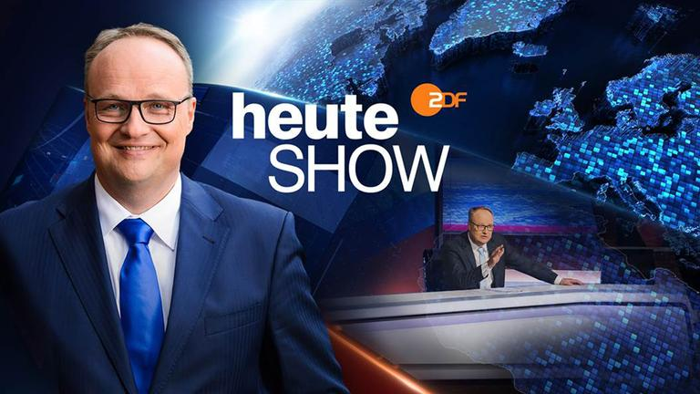 heute-show vom 14.02.2020 mit Oliver, Till, Antonia, Ulrich und Martin