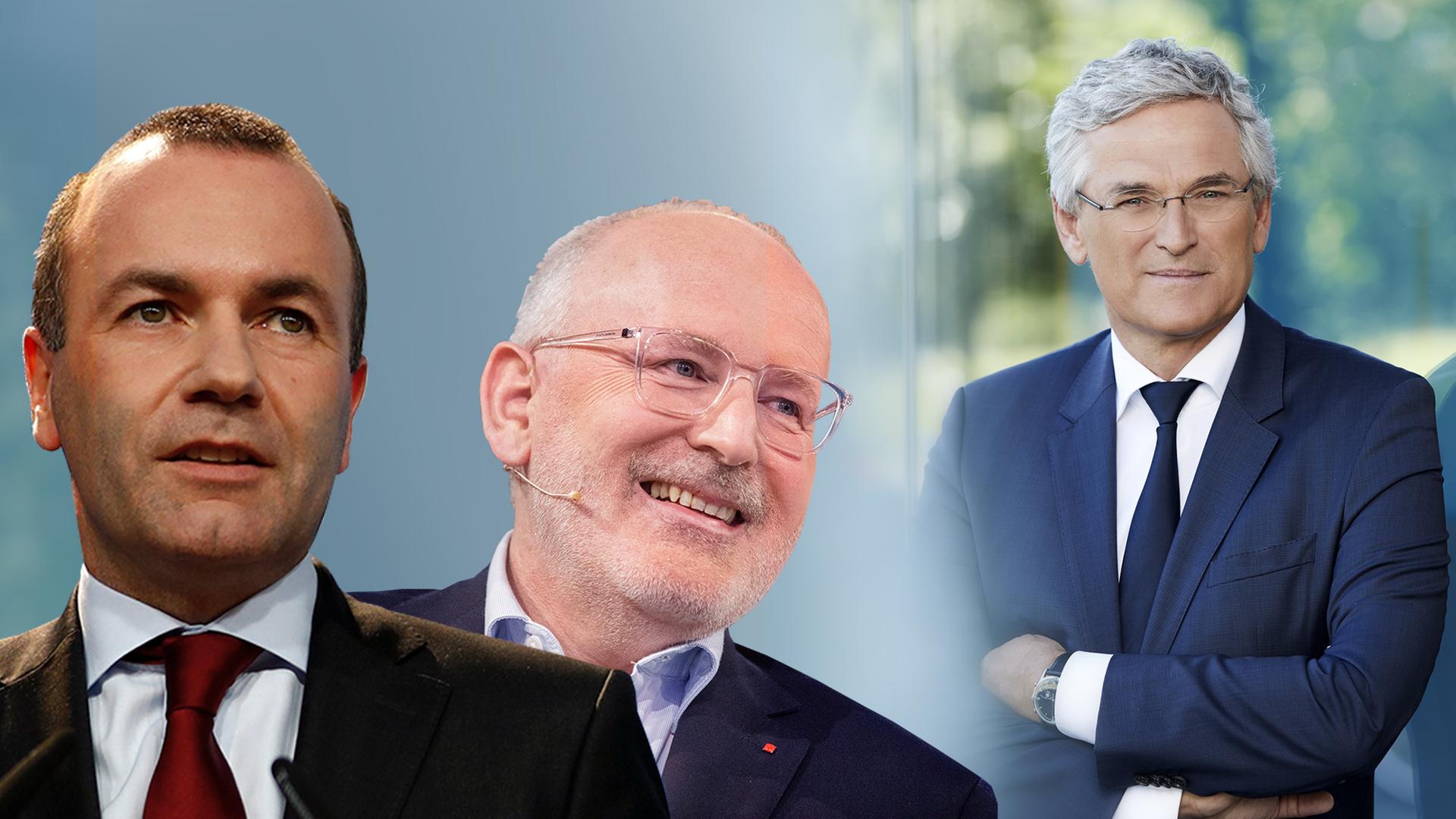 Europawahl-Abend im ZDF: Was Sie wissen müssen
