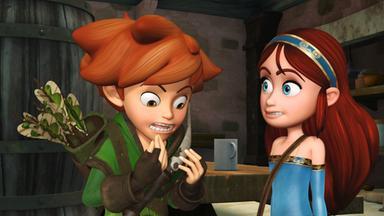 Robin Hood - Schlitzohr Von Sherwood - Robin Hood: Hexerei