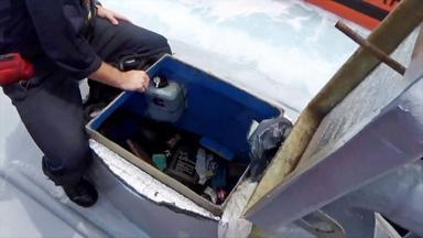 Zdfinfo - Hightech-gangster - Kokain Per U-boot Und Ein Kasino-raub