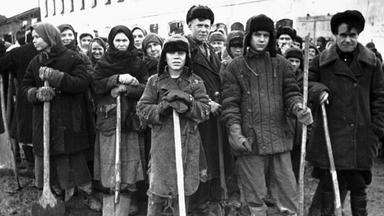 Zdfinfo - Hitlers Sklaven - Geschichte Der Ns-zwangsarbeiter: Vernichtung