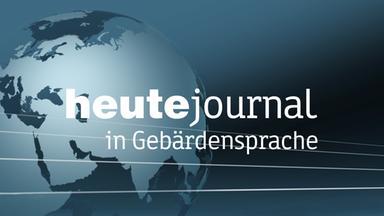 Heute-journal - Heute-journal Vom 22.08.2017 Gebärden