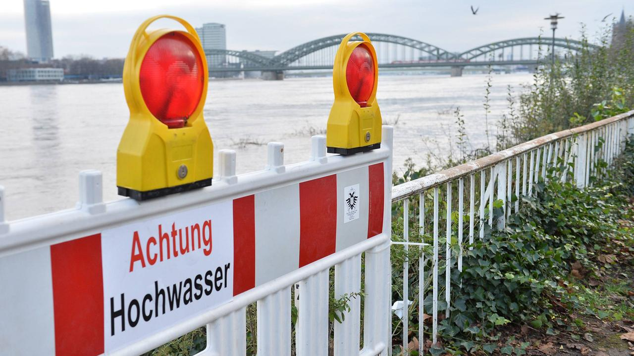 Hochwasserzentrale Baden-Württemberg