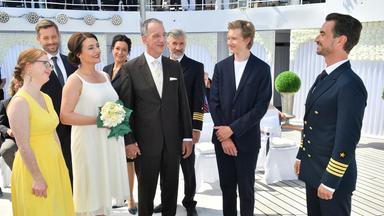 Das Traumschiff - Hochzeitsreise An Die Ostsee