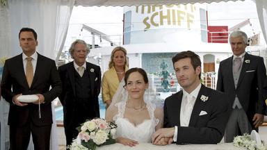 Das Traumschiff - Kreuzfahrt Ins Glück: Hochzeitsreise Nach Sizilien