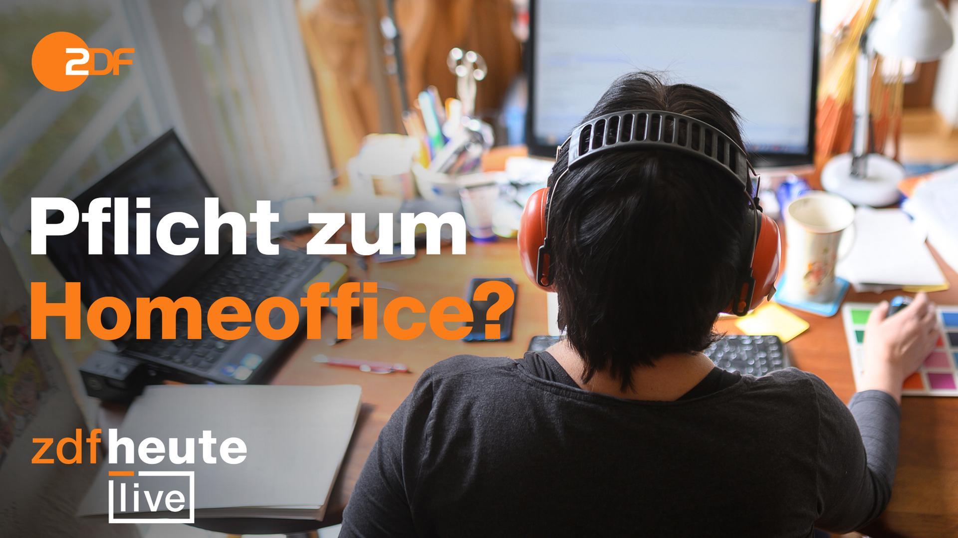 Home Office Pflicht