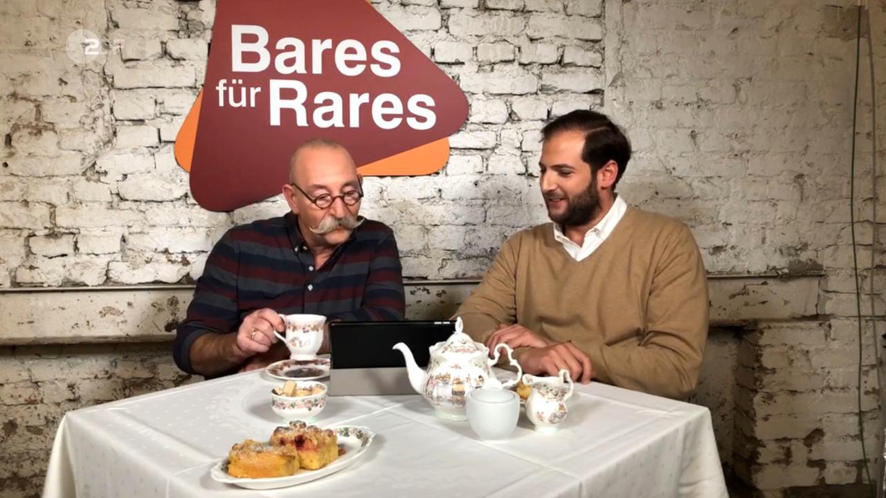 bares für rares 21.11 19
