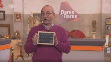 Bares Für Rares - Die Trödel-show Mit Horst Lichter - Bares Für Rares Vom 10. April 2017