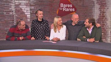 Bares Für Rares - Die Trödel-show Mit Horst Lichter - Bares Für Rares - Lieblingsstücke Vom 17. Juni 2018