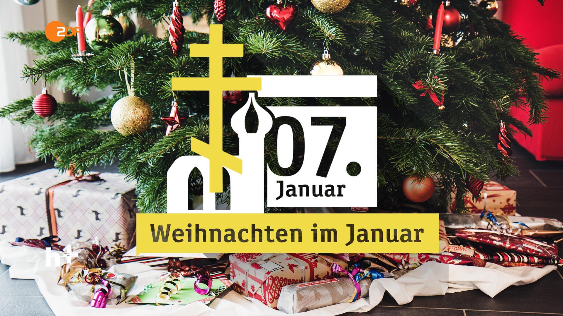 Weihnachten Orthodox.Orthodox Weihnachten Im Januar Zdfmediathek