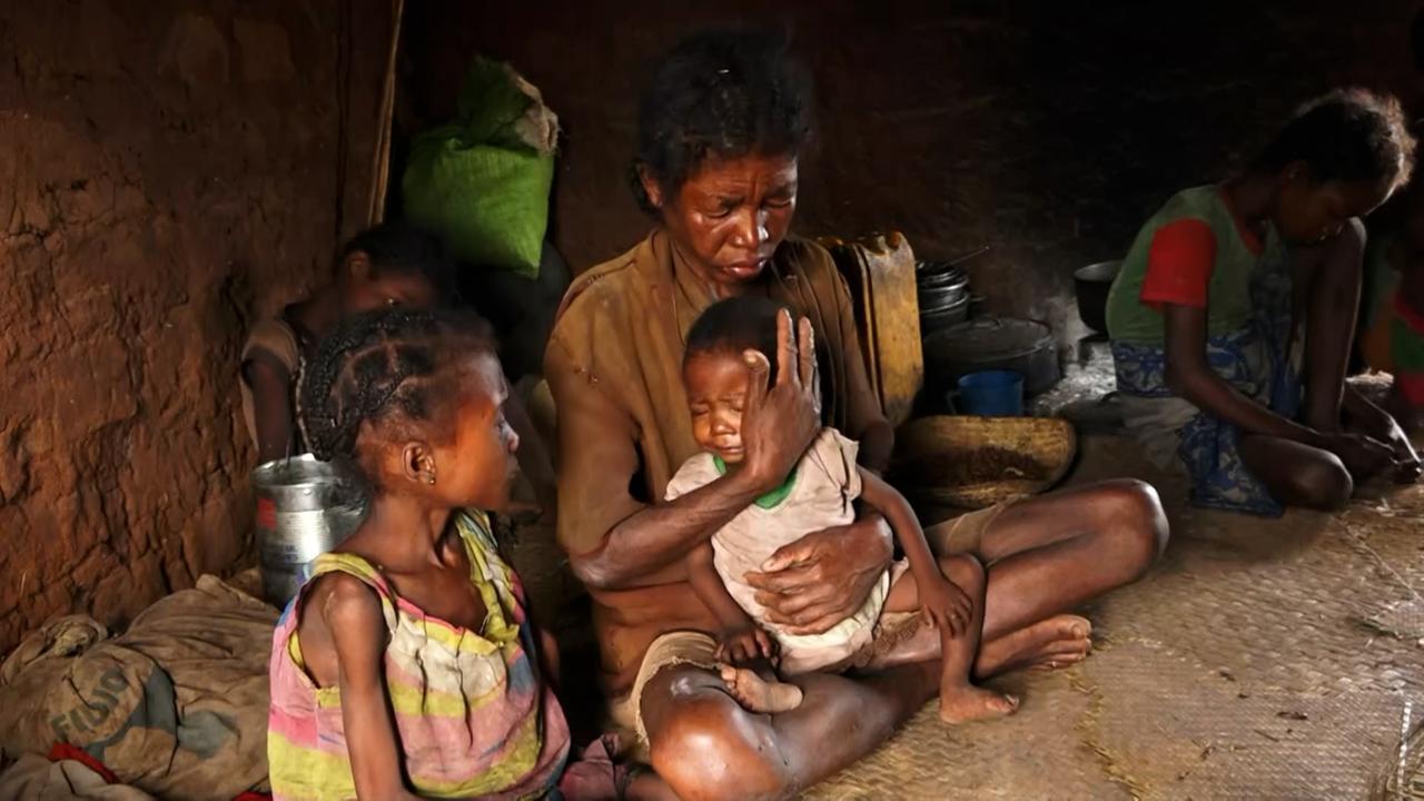 Hungersnot in Madagaskar