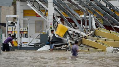 Hurrikan Maria verwüstet Puerto Rico