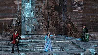Musik Und Theater - Anna Netrebko In Der Arena Di Verona
