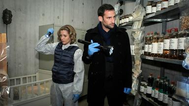 Die Spezialisten - Im Namen Der Opfer - Die Spezialisten - Im Namen Der Opfer: Im Bunker