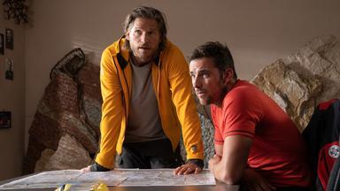 Die Bergretter - Im Gipfelbuch