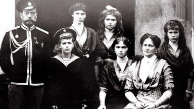 Zdfzeit - Zarensturz - Das Ende Der Romanows