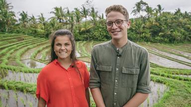 Das Erste Mal ... Asien! - Das Erste Mal ...! Asien: Louisa Und Philipp In Indonesien