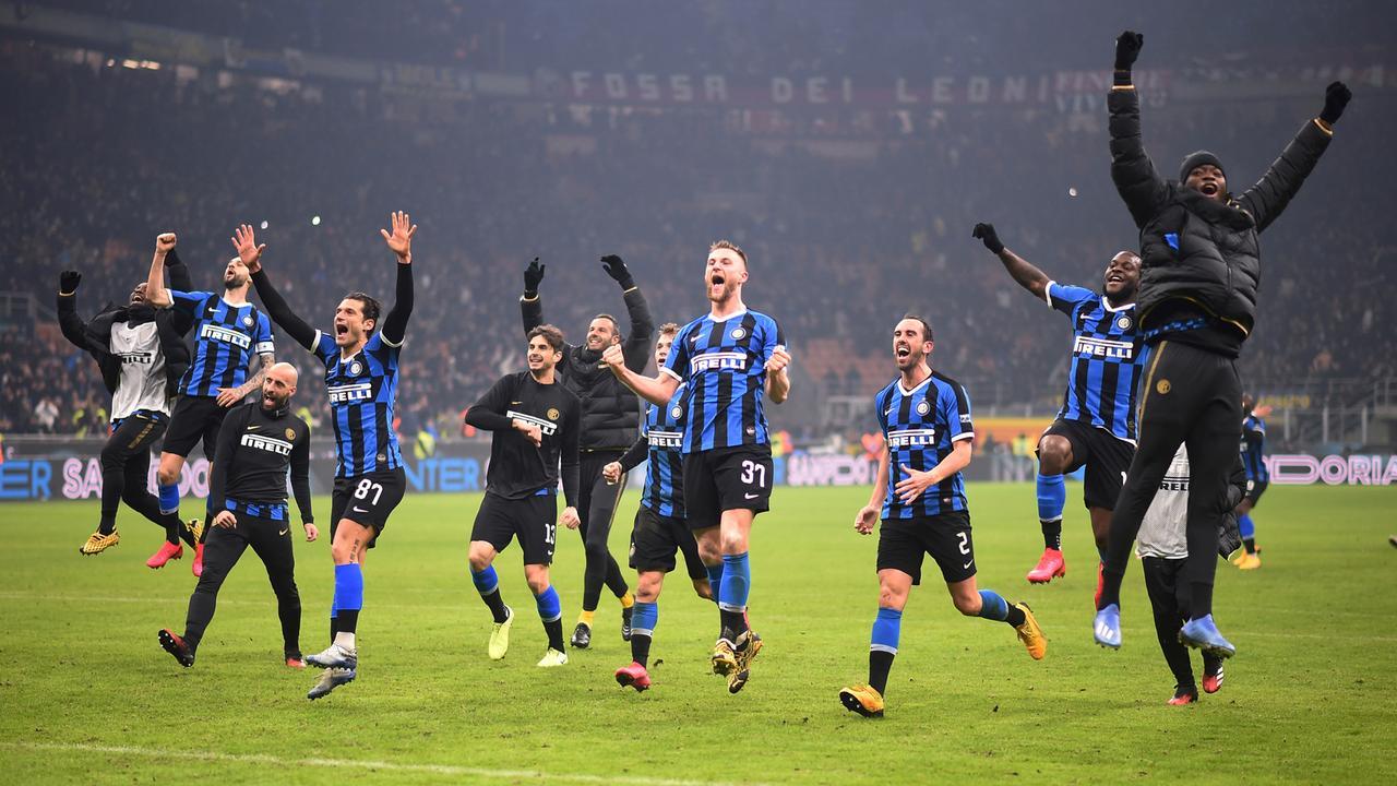 Serie A: Inter gewinnt Mailänder Derby gegen Milan