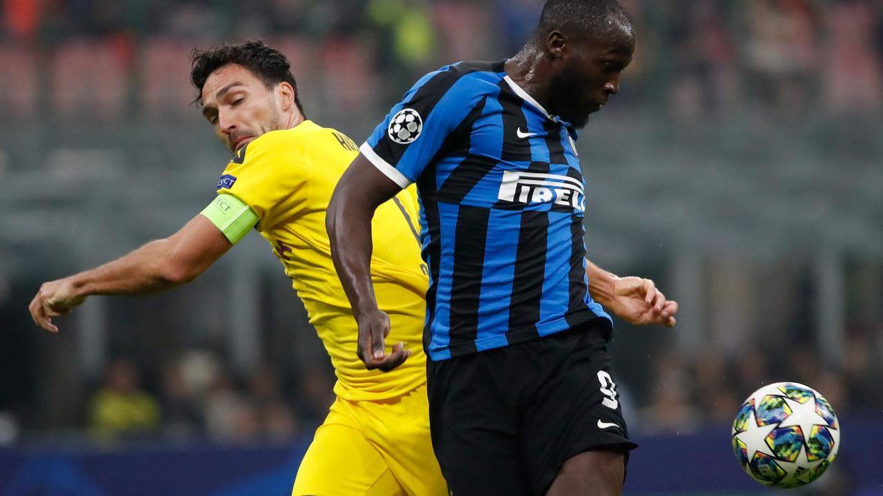 Dortmund Gegen Mailand