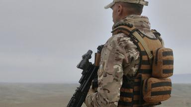 Zdfinfo - Irak - Zerstörung Eines Landes: Jagd Auf Den Diktator
