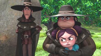 Robin Hood - Schlitzohr Von Sherwood - Robin Hood: Isabelle Wird Entführt