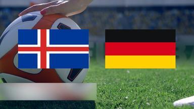 Zdf Sportextra - Frauenfußball-wm-quali: Island - Deutschland Im Livestream