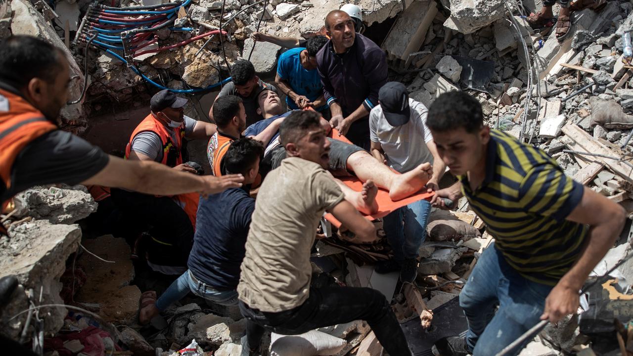 """Israel der """"Kriegsverbrechen"""" bezichtigt"""