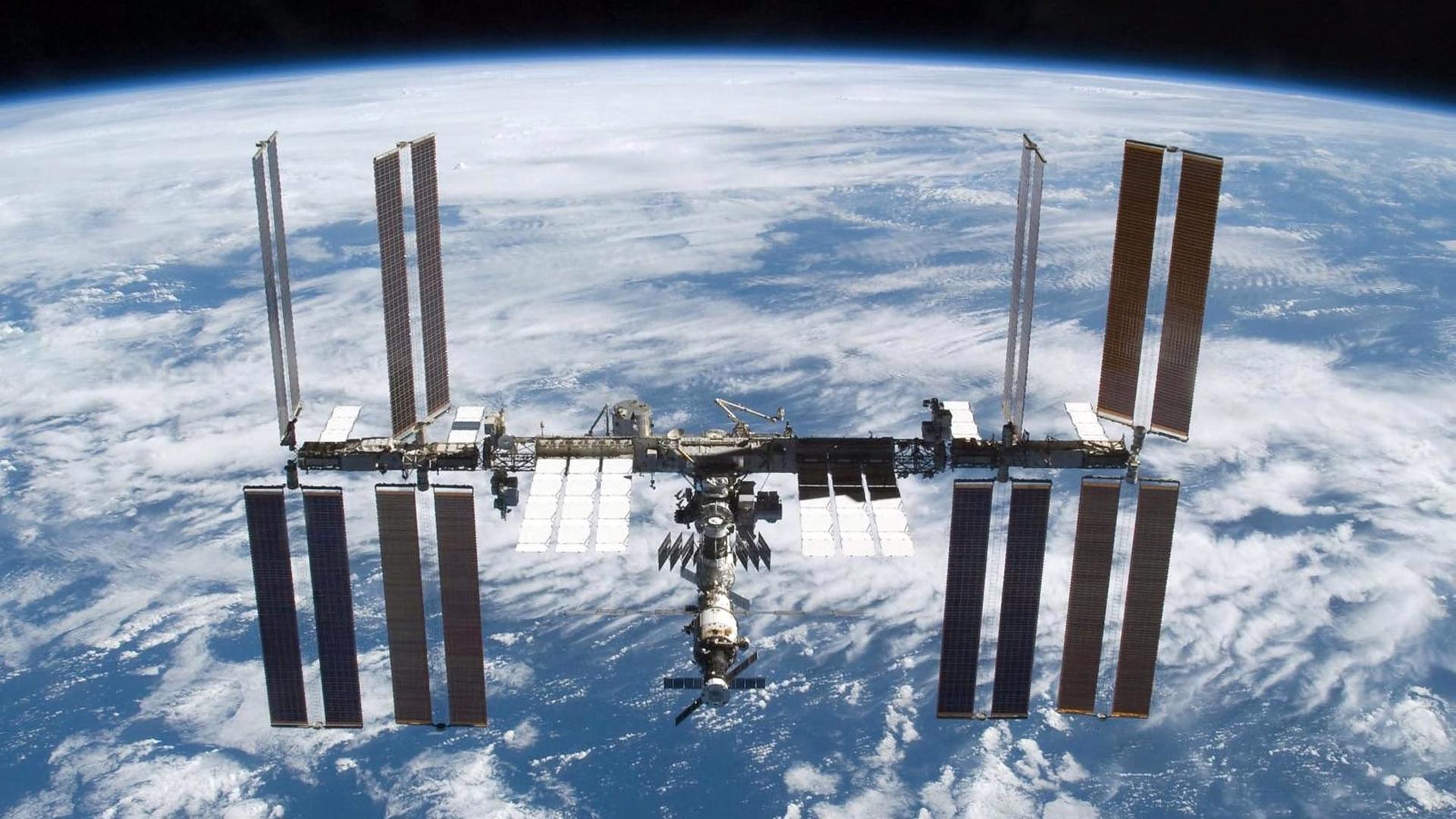 logo!: Die Raumstation ISS - ZDFmediathek