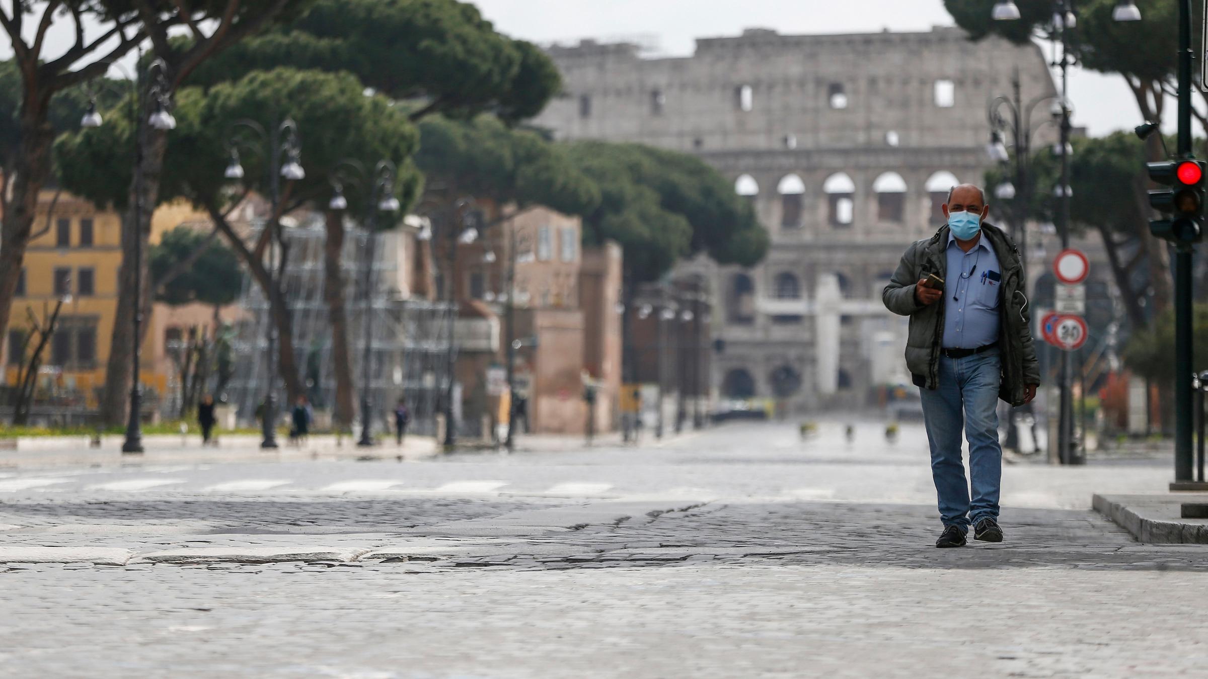 ausgangssperre italien wie lange