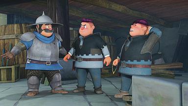 Robin Hood - Schlitzohr Von Sherwood - Robin Hood: Jagd Nach Dem Sheriffstern
