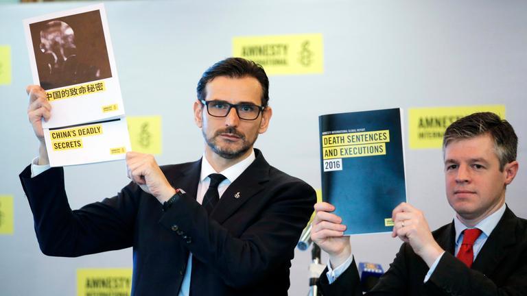 Jahresbericht: Amnesty International