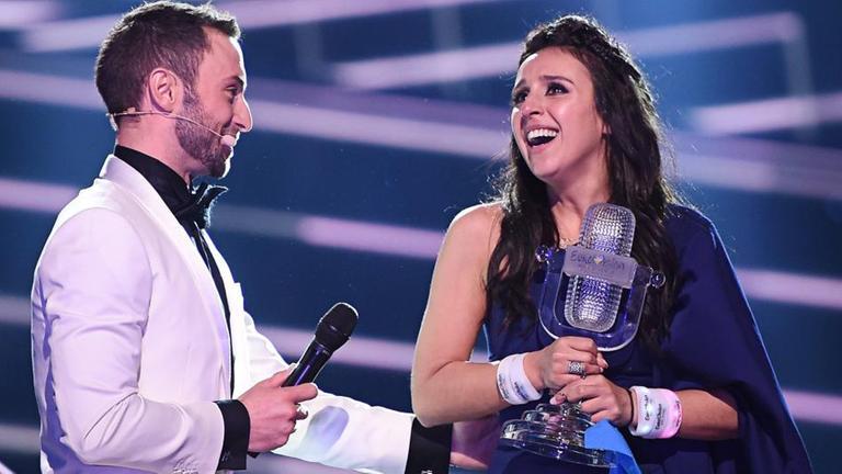 Jamala gewinnt den Eurovision Song Contest 2016