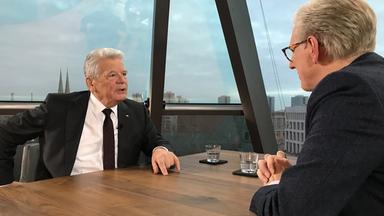 Berlin Direkt - Joachim Gauck Im Zdf-interview