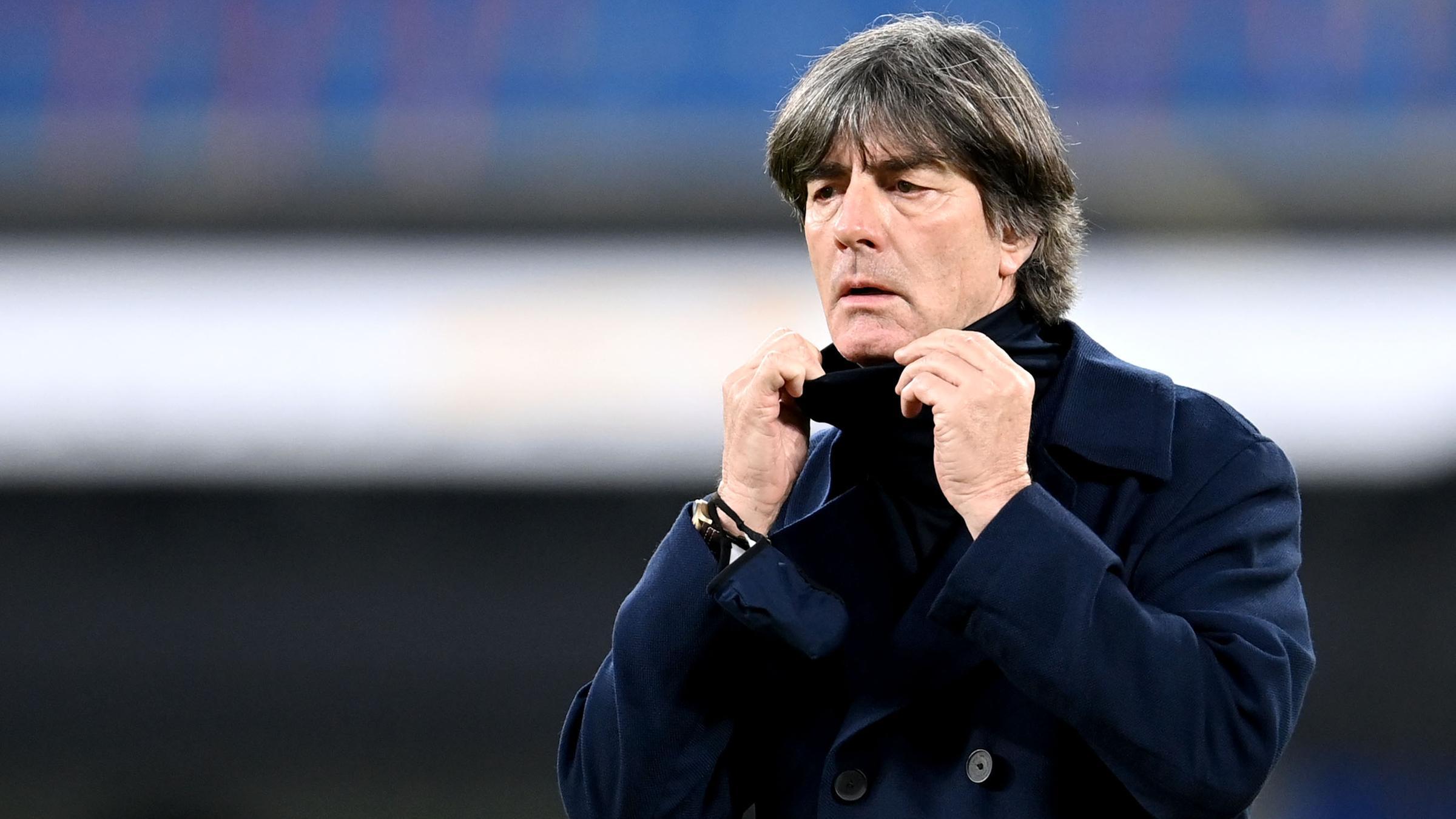 Joachim Löw bleibt Bundestrainer - ZDFheute