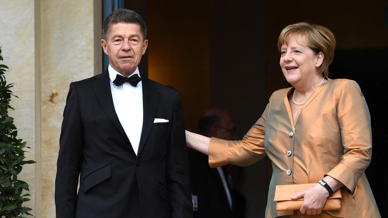 Merkel Doktorvater Sauer