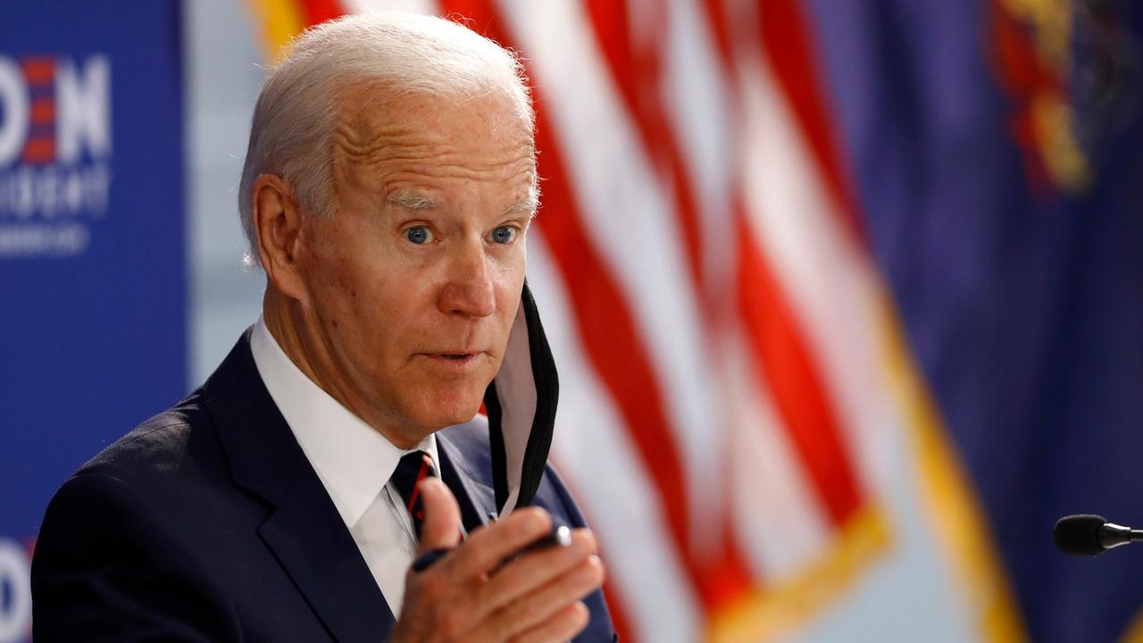 Joe Biden Vize