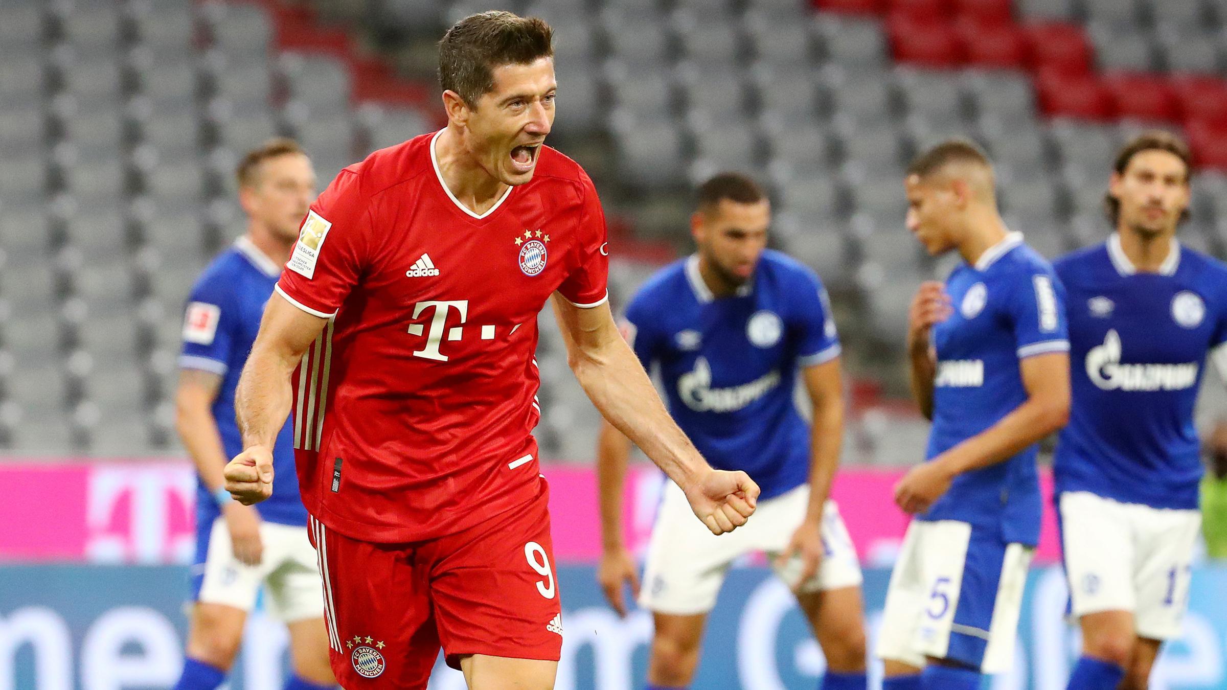Bayern Shalke