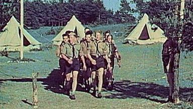 Die Hitler-Jugend und der BDM