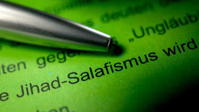 Jugendliche und Salafismus -...