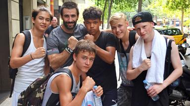 Die Wg - Die Jungs-wg In Barcelona - Folge 12