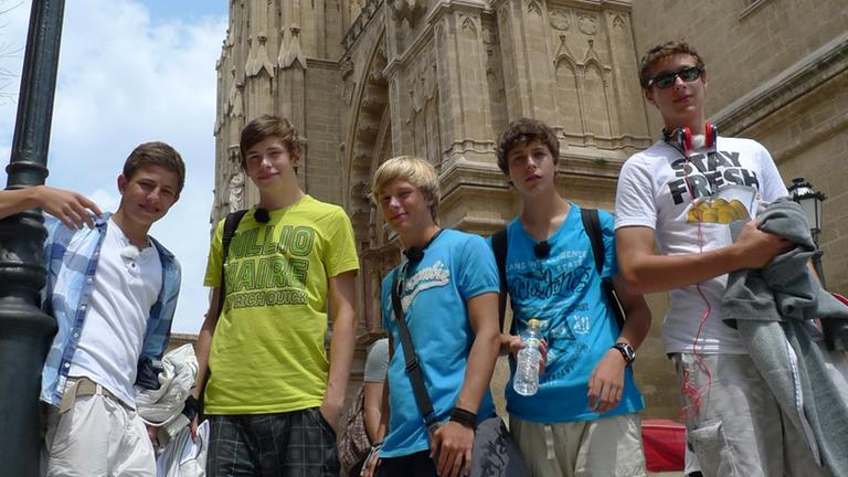 Die Jungs