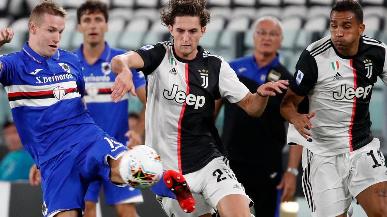 Fußball, Serie A: Juventus ist italienischer Meister