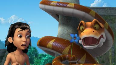 Das Dschungelbuch - Das Dschungelbuch: Kaa Hat Schluckauf