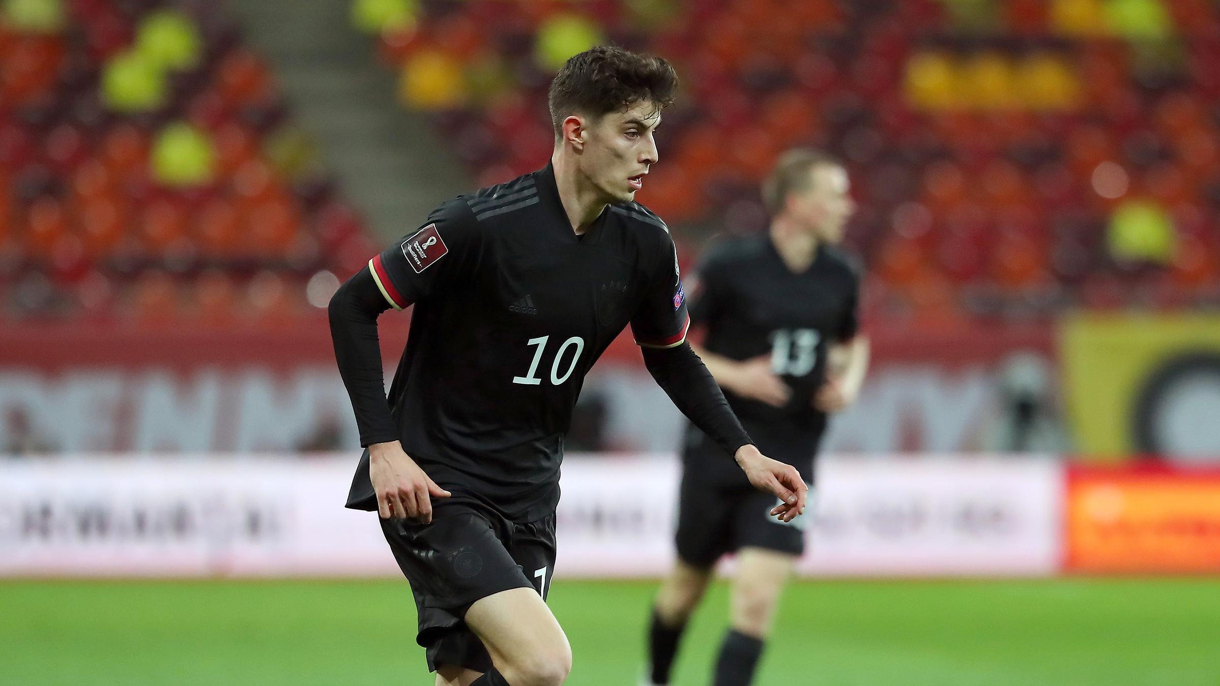 Fußball Kai Havertz auch in der Nationalelf wichtig   ZDFheute