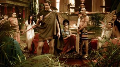 Zdfinfo - Kampf Um Caesars Erbe: Die Schlacht Von Actium