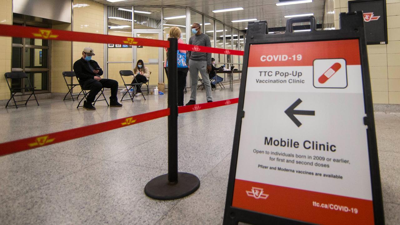 Kampagne forciert: Kanada macht Druck auf Impfmuffel